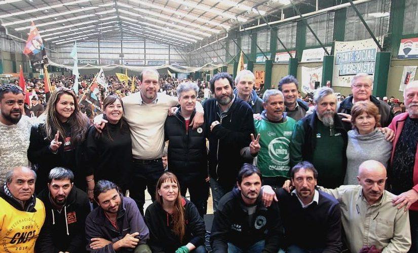 Ansol: «3000 cooperativistas de trabajo tejieron unidad con un programa común»