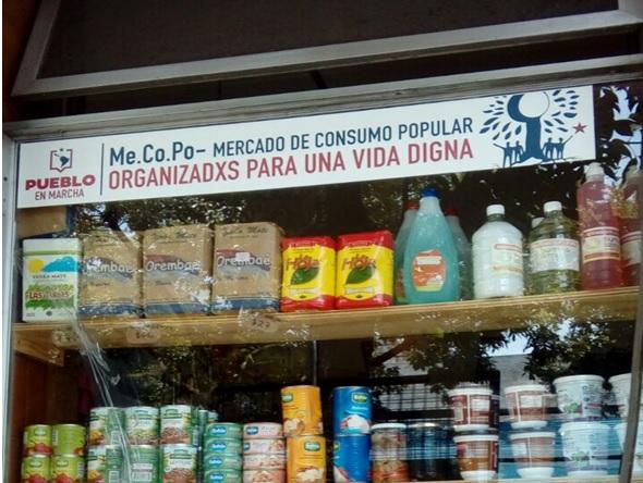 «Precios populares de la mano de las cooperativas»