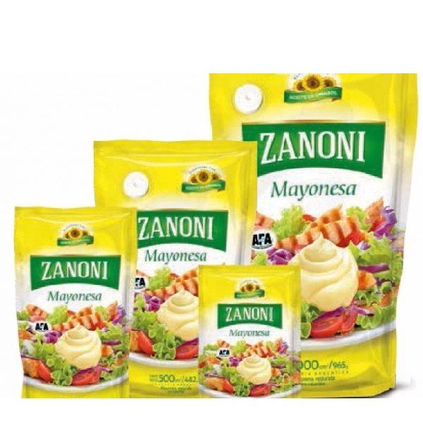 mayonesa zanoni