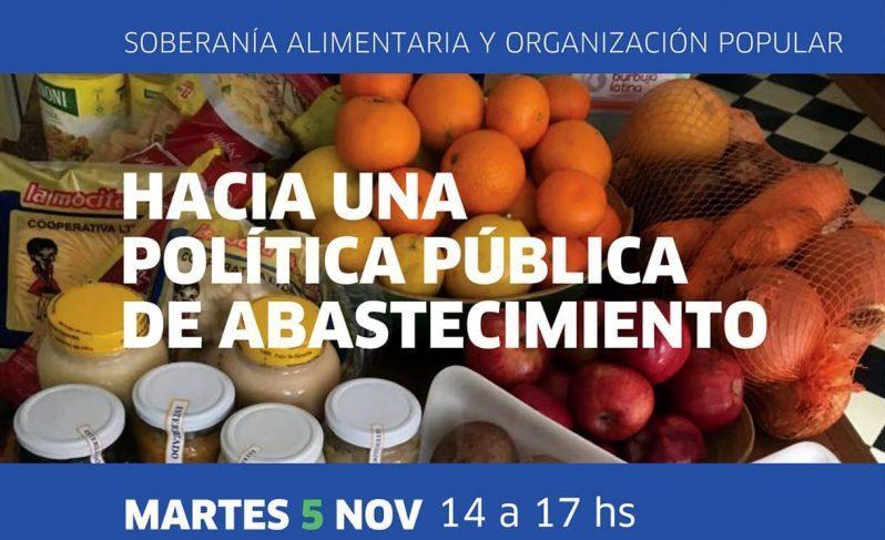 Soberanía Alimentaria y Organización Popular
