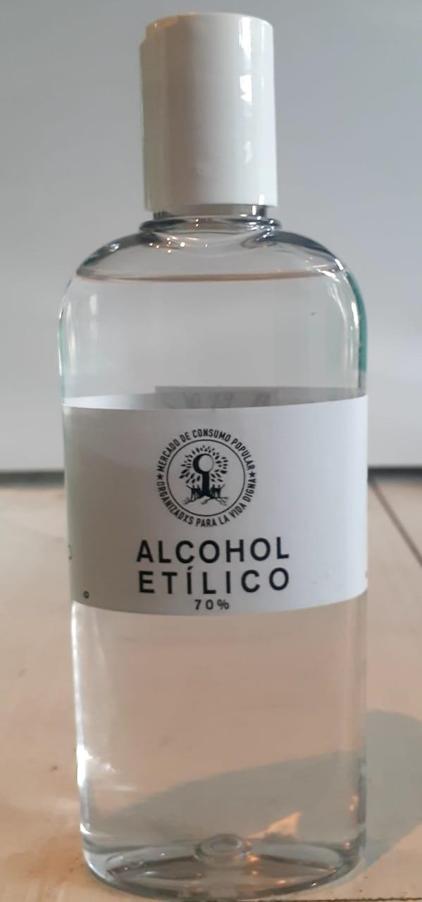 alcohol al 70 mecopo